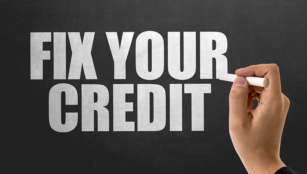 Find How to fix your credit Report Errors