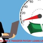 low income e-transfer payday loans Canada