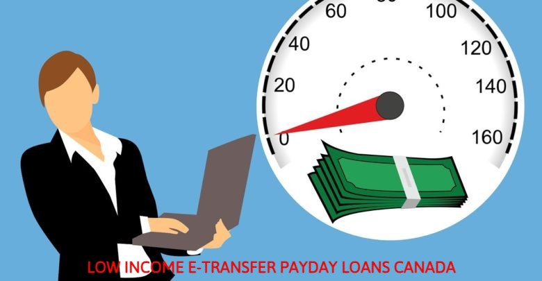 Low-Income E-Transfer Loans Canada 24/7